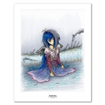 Taisiya - Lost Wings 11 X 14 inch Fine Art Print
