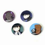 Character Button Set - 3vil