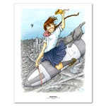 How I learned to Stop Worrying and Love the Asako 11 X 14 inch Fine Art Print